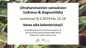 Seminaari 080219 - save the date